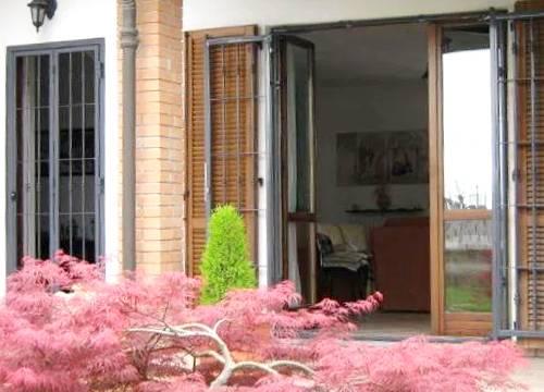 Cancello di sicurezza per appartamento in provincia di Novara