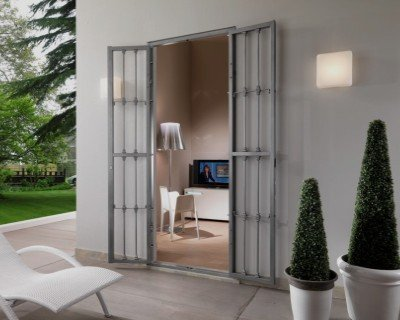 Progetto cancelli di sicurezza in provincia di Novara
