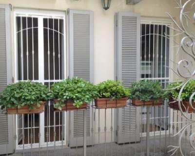 Installazione grate di sicurezza in una casa a Biella