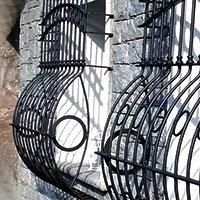grata di sicurezza in acciaio