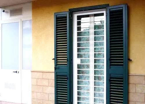 Grate di sicurezza per appartamento in provincia di Alessandria