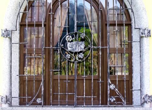 Grate di sicurezza per appartamento in provincia di Cremona