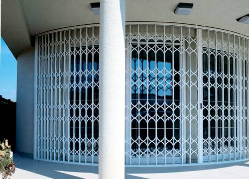 Grate di sicurezza per appartamento in provincia di Lecco