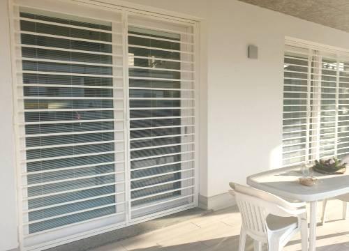 Grate di sicurezza per appartamento in provincia di Varese