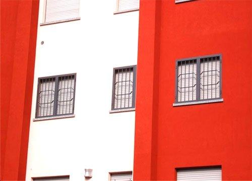 Inferriate di sicurezza per appartamento in provincia di Sondrio