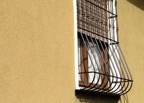 Inferriate di sicurezza per appartamento in provincia di Verbano-Cusio-Ossola