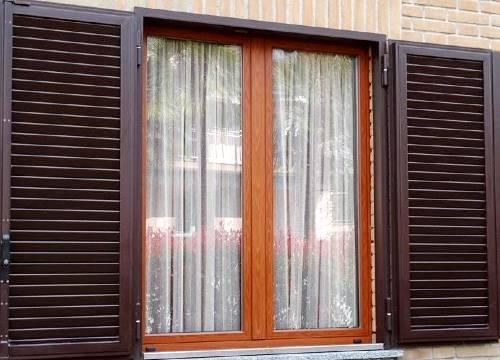 Persiane blindate per appartamento in provincia di Asti