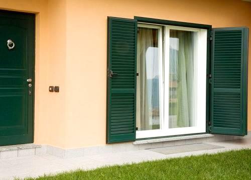 Persiane blindate per appartamento in provincia di Biella
