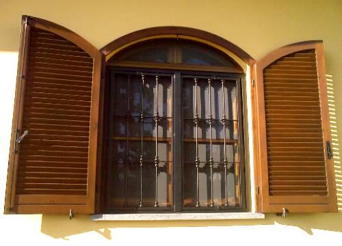 Persiane blindate per appartamento in provincia di Torino