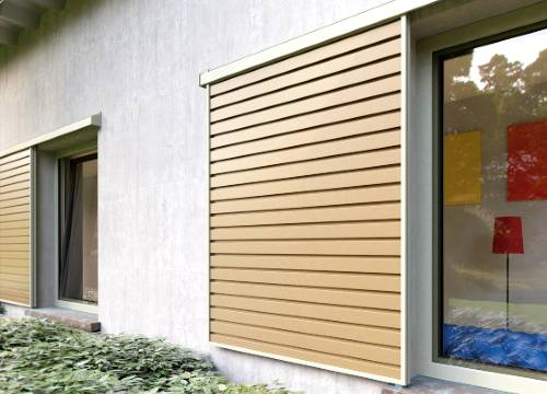 Persiane blindate per appartamento in provincia di Varese