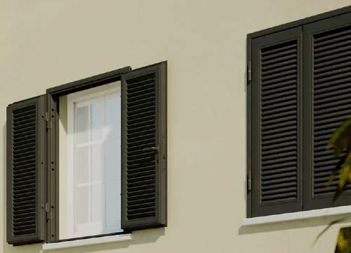 Persiane blindate per appartamento in provincia di Vercelli