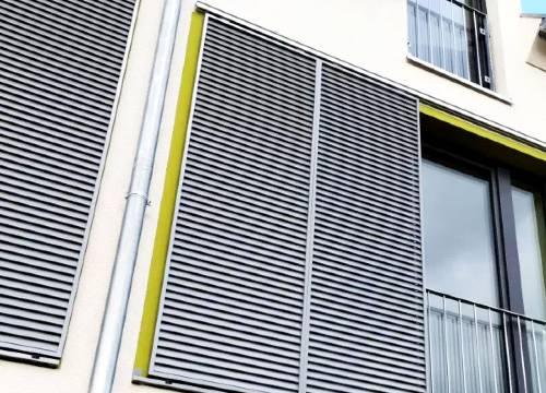 Foto persiane blindate scorrevoli | Lavoro realizzato a Mantova
