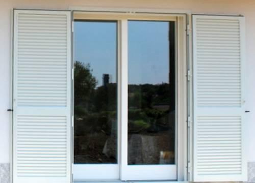 Foto persiane blindate scorrevoli | Lavoro realizzato a Verbano-Cusio-Ossola